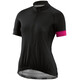 Skins Cycle Classic Short Sleeve Jersey Women black/magenta